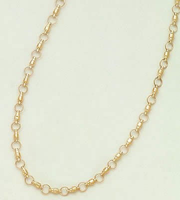 Nautical Necklaces Swivels Bar Link Snap Shackle Diamond Solid Gold